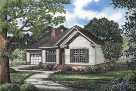 House Plan 62048