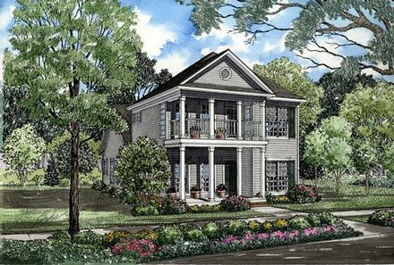 House Plan 62054