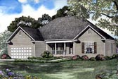 Plan Number 62055 - 1911 Square Feet