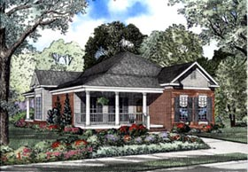 House Plan 62058