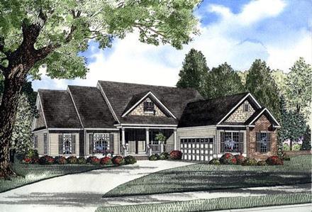 House Plan 62062
