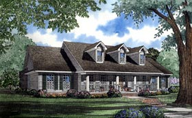 House Plan 62074
