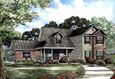 Plan Number 62081 - 2810 Square Feet