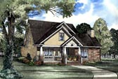 Plan Number 62083 - 2146 Square Feet