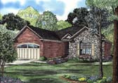 Plan Number 62105 - 1426 Square Feet