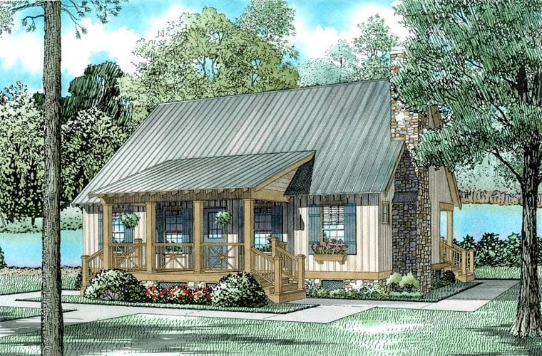 Southern House Plan 62115