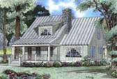 Plan Number 62121 - 1542 Square Feet