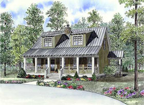 House Plan 62131