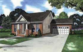 House Plan 62141
