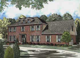 House Plan 62151