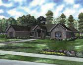 Plan Number 62161 - 2864 Square Feet