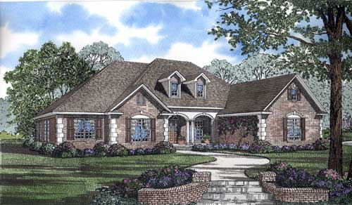 Traditional House Plan 62169