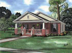 House Plan 62176