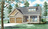 Plan Number 62178 - 1654 Square Feet