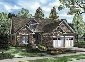 House Plan 62190