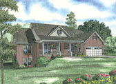 Plan Number 62206 - 2906 Square Feet