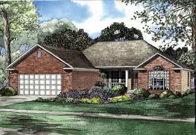 House Plan 62273