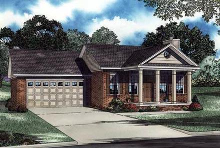 House Plan 62303