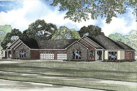 House Plan 62307