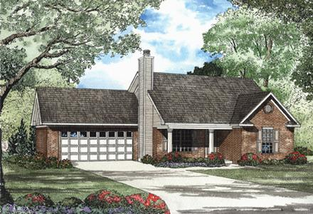 House Plan 62309