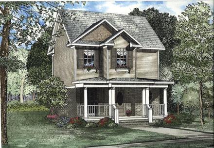 House Plan 62323