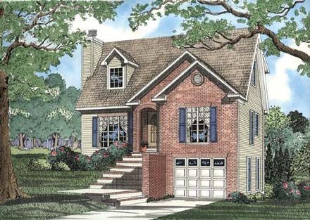 House Plan 62355