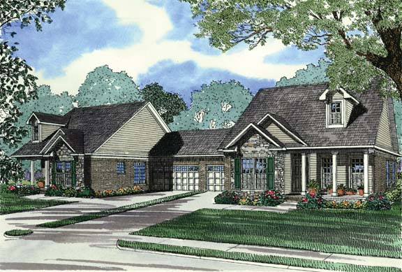 OneStory Multi-Family Plan 62375