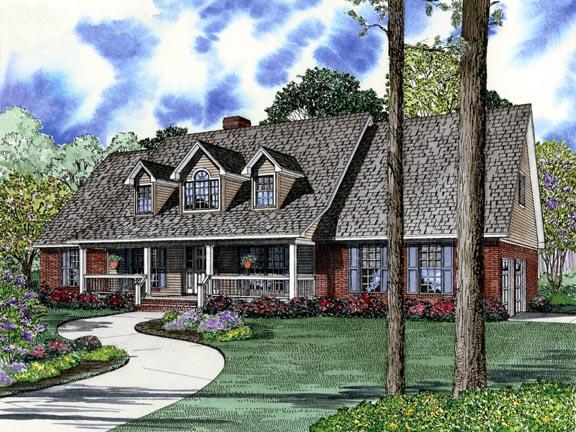 House Plan 62384