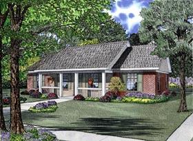 House Plan 62386