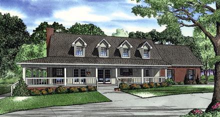 House Plan 62389