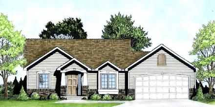House Plan 62501