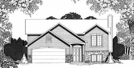 House Plan 62502