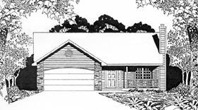 House Plan 62508
