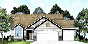 House Plan 62511