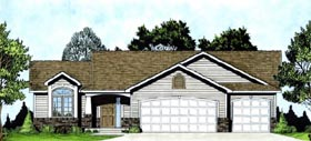 House Plan 62516