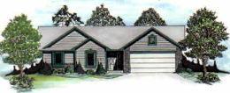 House Plan 62520