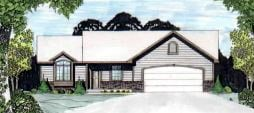 House Plan 62521