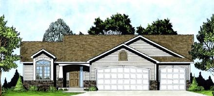 House Plan 62551