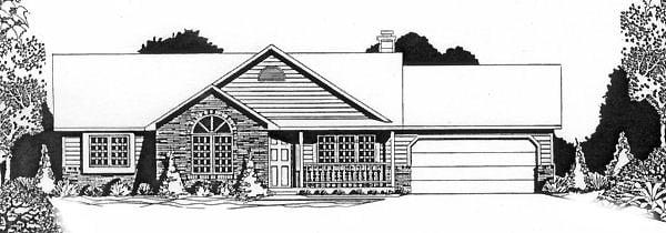 House Plan 62562