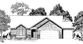 House Plan 62564