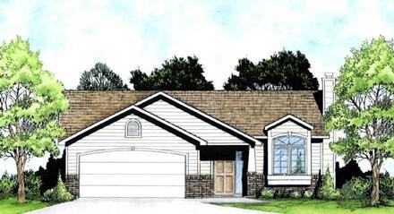House Plan 62617