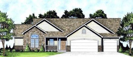 House Plan 62625