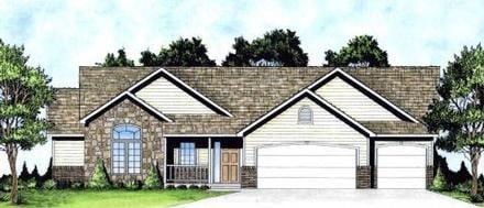 House Plan 62627