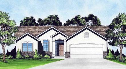 House Plan 62630