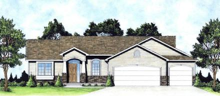 House Plan 62634