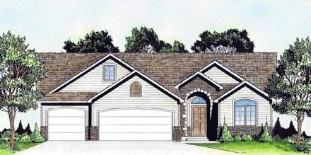 House Plan 62642