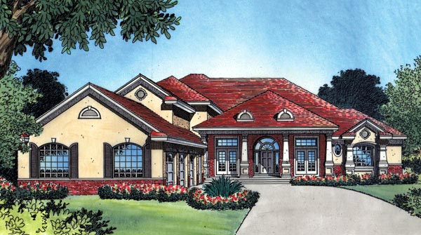 House Plan 63023