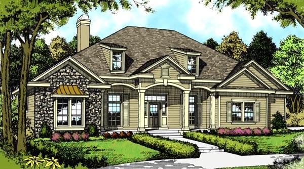 House Plan 63056
