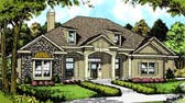 Plan Number 63056 - 2089 Square Feet
