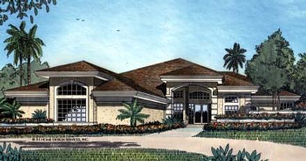 House Plan 63070